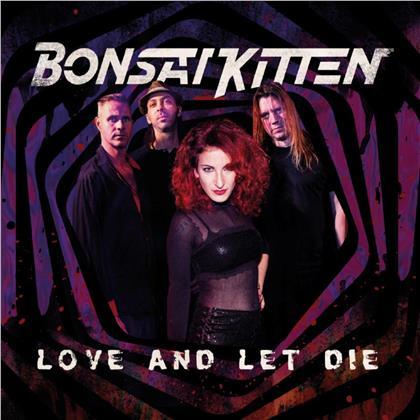 Bonsai Kitten - Love And Let Die (Red/Black Vinyl, LP)