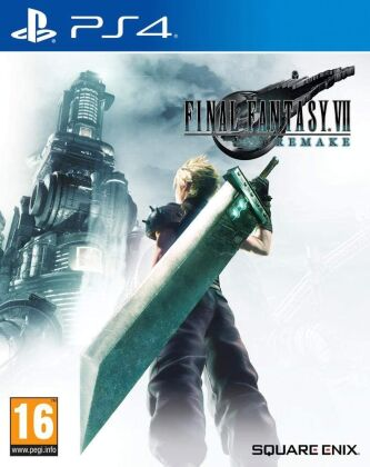 Final Fantasy VII - HD Remake