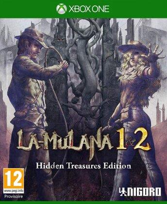 La-Mulana 1 & 2 - Hidden Treasures Edition