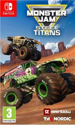 Monster Jam - Steel Titans [NSW]