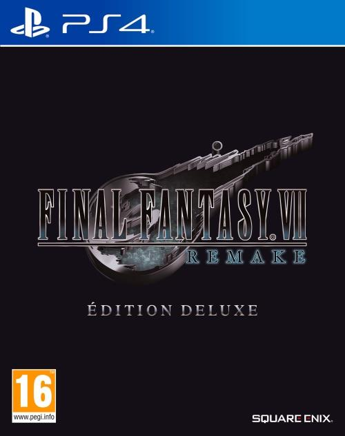 Final Fantasy VII - HD Remake (Édition Deluxe)