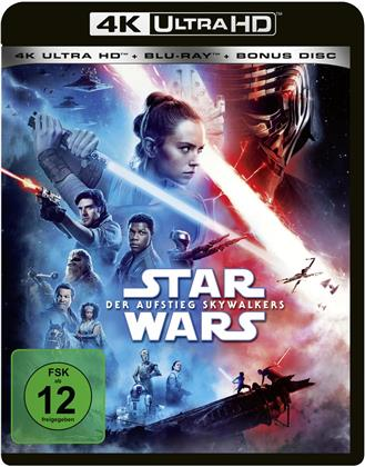 Star Wars: Episode 9 - Der Aufstieg Skywalkers (2019) (4K Ultra HD + 2 Blu-rays)