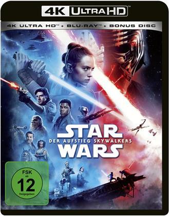 Star Wars - Episode 9 - Der Aufstieg Skywalkers (2019) (4K Ultra HD + 2 Blu-rays)