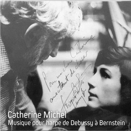 Claude Debussy (1862-1918), Reynaldo Hahn (1874-1947), Jean-Michel Damase, George Gershwin (1898-1937), Kurt Weill (1900-1950), … - Musique Pour Harpe de Debussy à Bernstein