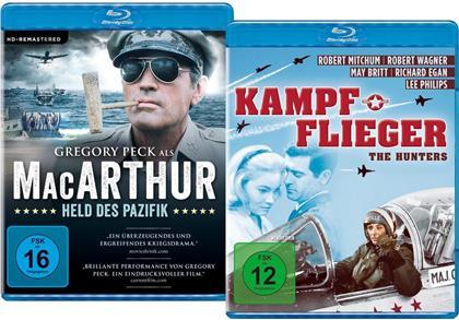 Held des Pazifik / Kampfflieger (2 Blu-rays)