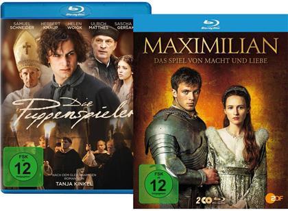 Die Puppenspieler / Maximilian (3 Blu-rays)