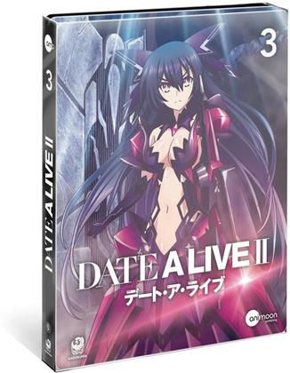 Date A Live - Staffel 2 - Vol. 3 (Limited Steelcase Edition)