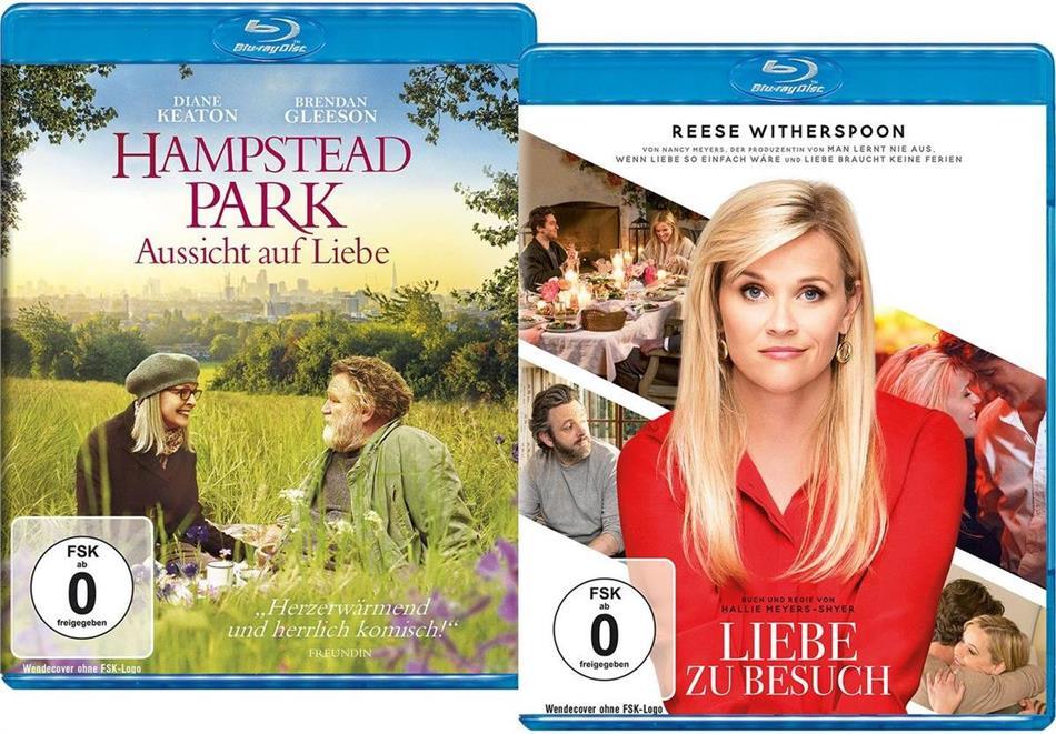 Hampstead Park (2017) / Liebe zu Besuch (2017) (Limited Edition, 2 Blu-rays)