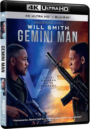 Gemini Man (2019) (4K Ultra HD + Blu-ray)