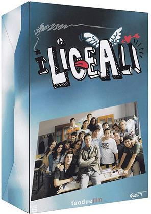 I Liceali - Collezione Completa - Stagioni 1-3 (16 DVDs)