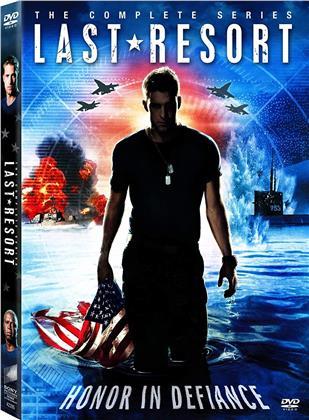 Last Resort - Stagione 1 (Box Set, Neuauflage, 3 DVDs)