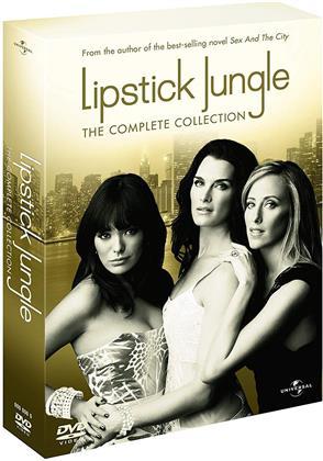 Lipstick Jungle - Collezione Completa - Stagioni 1-2 (Neuauflage, 5 DVDs)