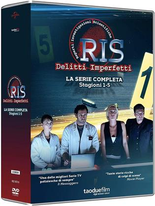 R.I.S - Delitti imperfetti (Complete Collection, 23 DVD)