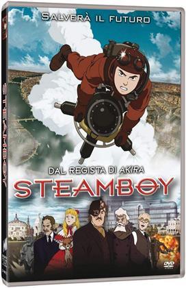 Steamboy (2004) (Riedizione)