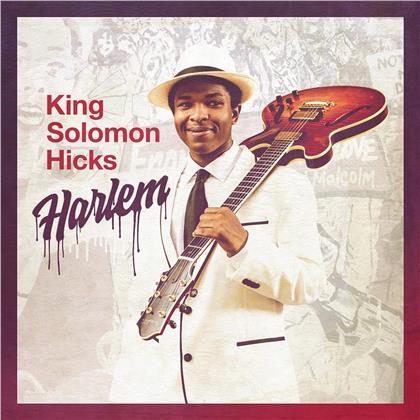King Solomon Hicks - Harlem (Digipack)
