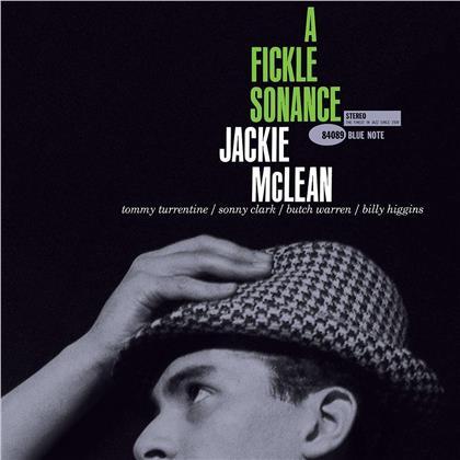 Jackie McLean - A Fickle Sonance (2020 Reissue, Capitol, LP)