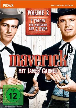 Maverick - Vol. 2 (Pidax Western-Klassiker, 2 DVDs)