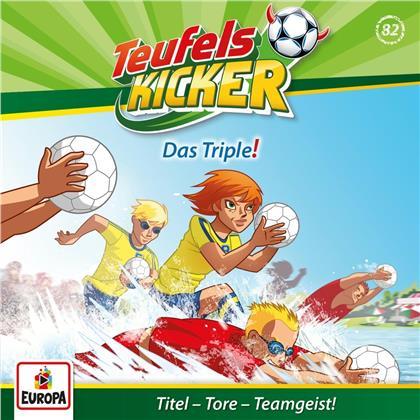 Teufelskicker - 082/Das Triple!