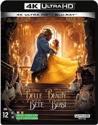 La Belle et la Bête (2017) (4K Ultra HD + Blu-ray)