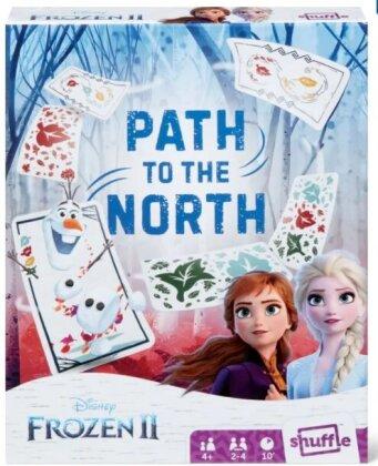 Frozen 2 - Path to the North Kartenspiele