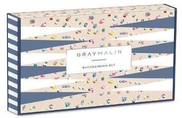 Gray Malin: The Beach - Backgammon
