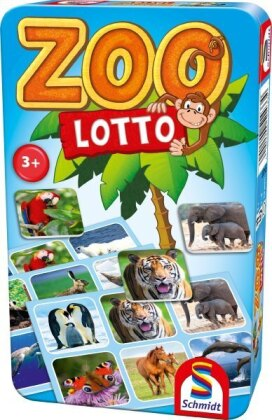 Zoo Lotto (Metalldose) (mult)