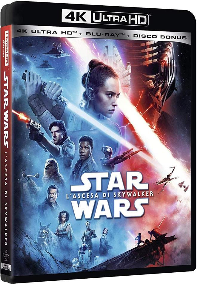 Star Wars - Episode 9 - L'ascesa di Skywalker (2019) (4K Ultra HD + 2 Blu-ray)