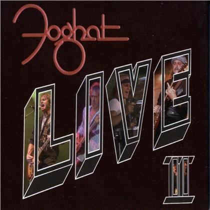 Foghat - Live II (Digipack, 2 CDs)