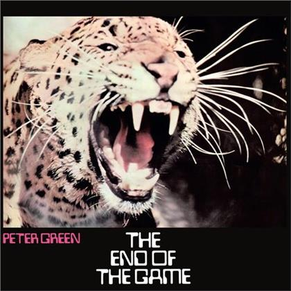 Peter Green - End Of The Game (2020 Reissue, Esoteric, 50th Anniversary Edition)