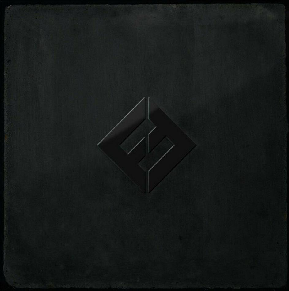 Foo Fighters - Concrete And Gold (Limited Black On Black Sleeve, 2 LPs)