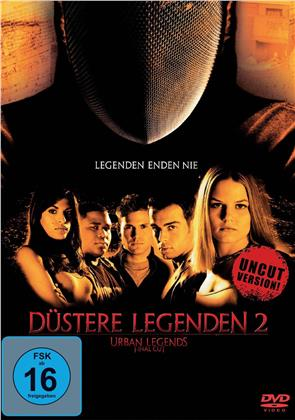 Düstere Legenden 2 - Urban Legends: Final Cut (2000) (Uncut)