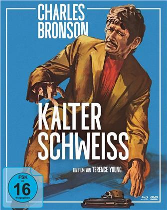 Kalter Schweiss (1970) (Cover A, Mediabook, Blu-ray + DVD)