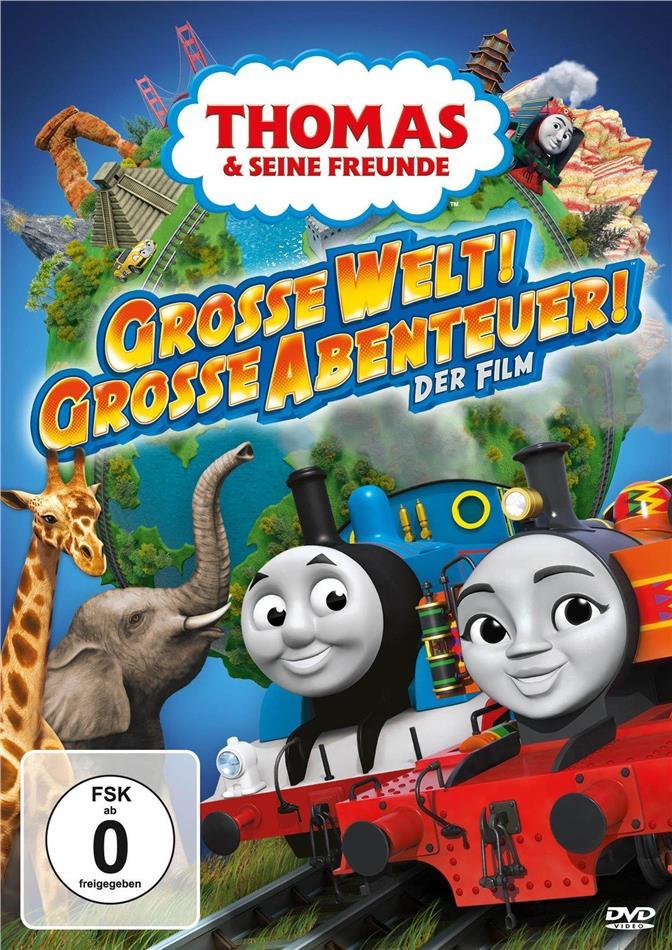 Thomas & seine Freunde - Grosse Welt! Grosse Abenteuer! - Der Film (2018)