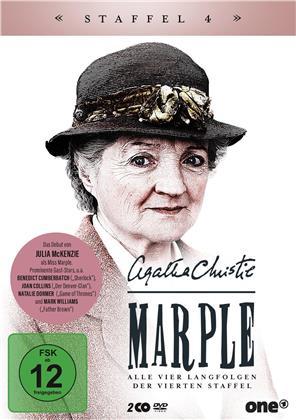 Agatha Christie: Marple - Staffel 4 (2 DVDs)