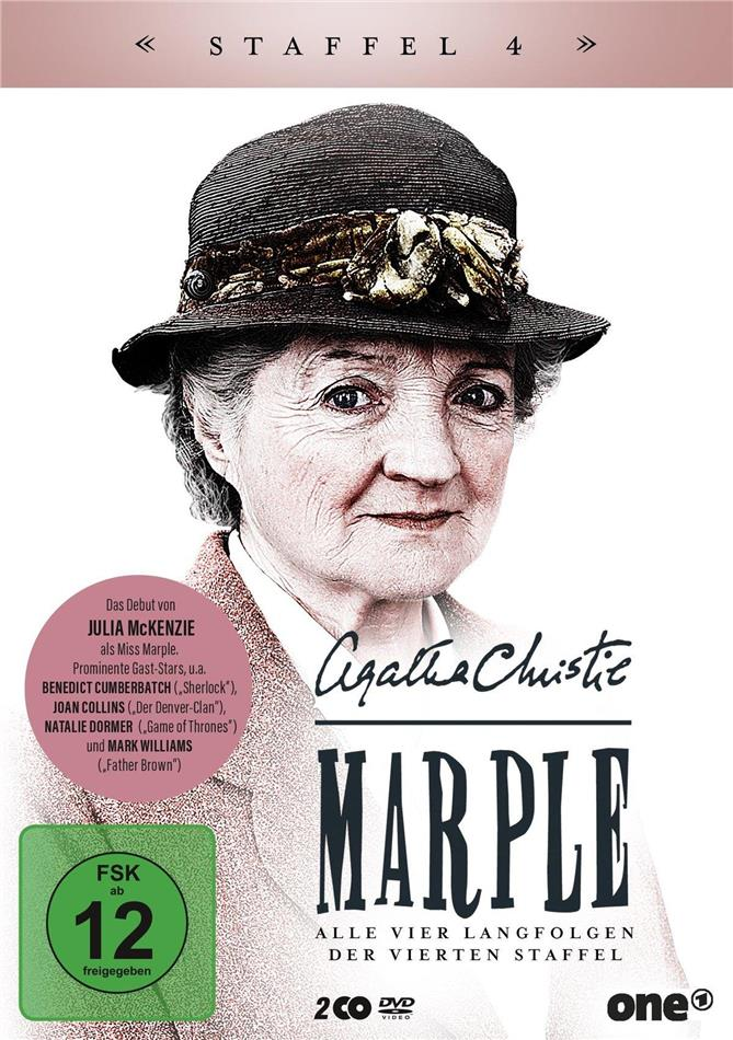 Agatha Christie: Marple - Staffel 4 (2 DVDs)