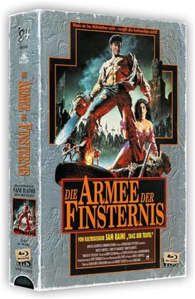 Die Armee der Finsternis (1992) (VHS-Edition, Cover A, Limited Edition, Uncut, 3 Blu-rays)