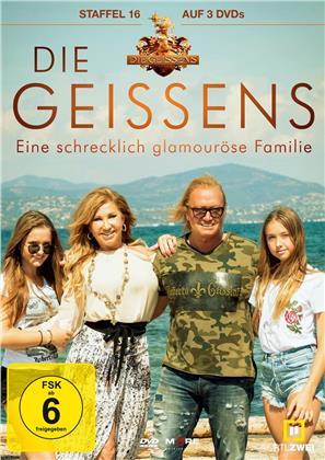 Die Geissens - Staffel 16 (3 DVDs)