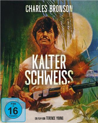 Kalter Schweiss (1970) (Cover B, Mediabook, Blu-ray + DVD)