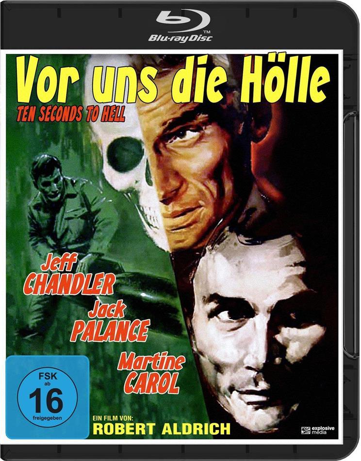 Vor uns die Hölle - Ten Seconds to Hell (1959) (s/w)