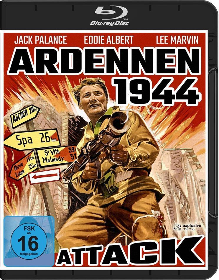 Ardennen 1944 (1956) (s/w)
