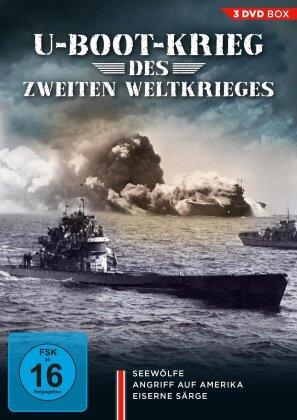 U-Bootkrieg des Zweiten Weltkrieges (3 DVD)