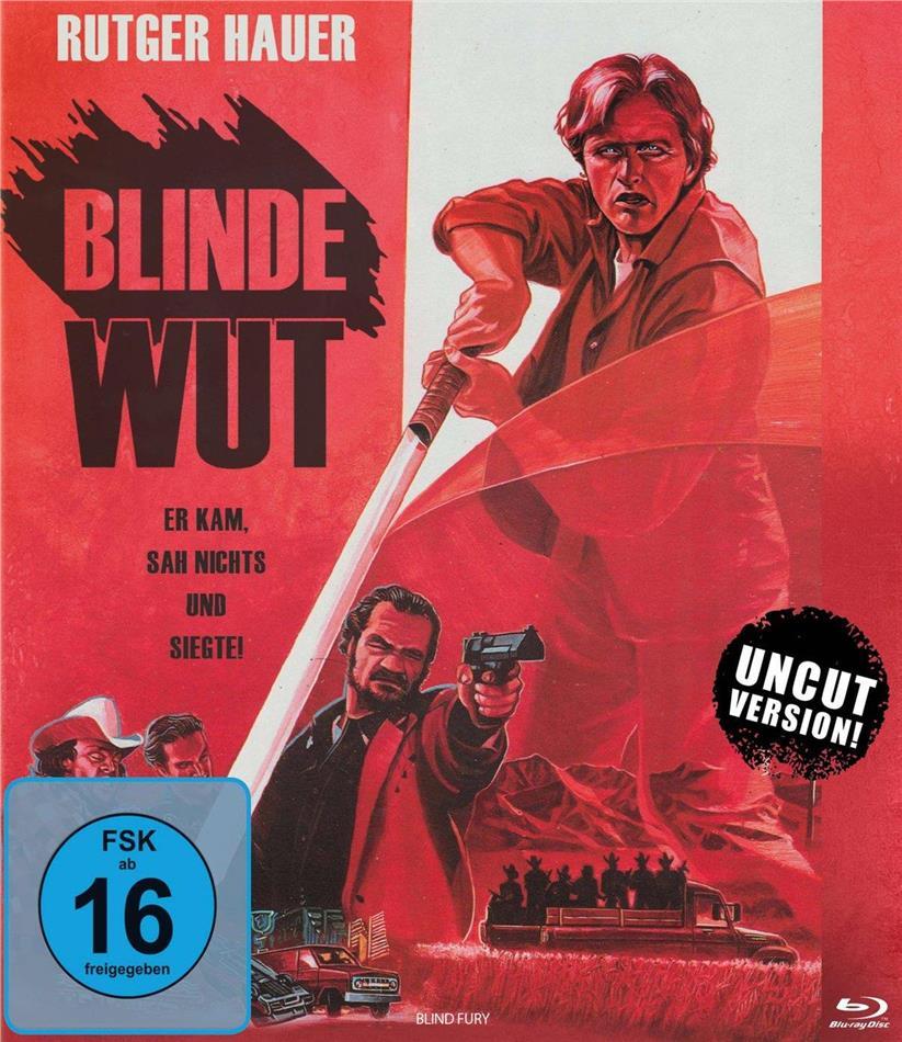 Blinde Wut (1989) (Uncut)