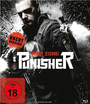 Punisher: War Zone (2008) (Uncut)