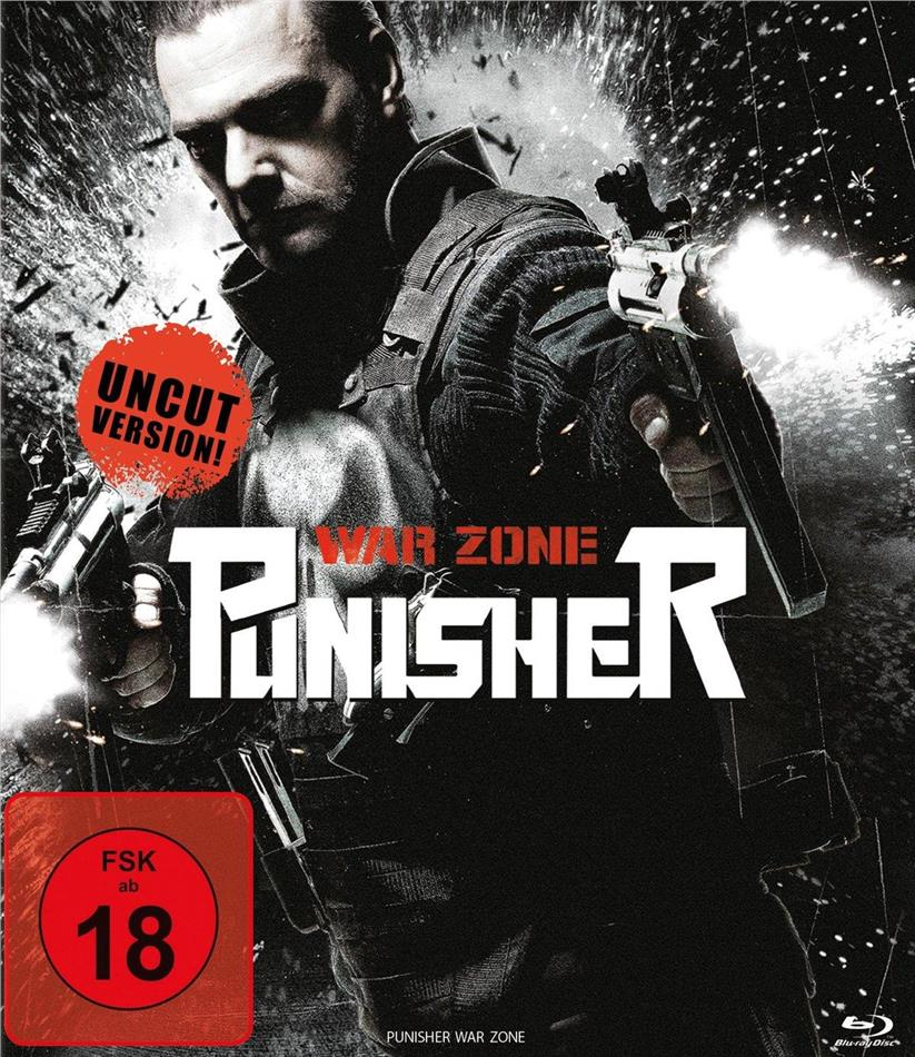 Punisher: War Zone (2008) (Uncut)