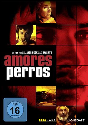 Amores Perros (2000) (Digital Remastered)
