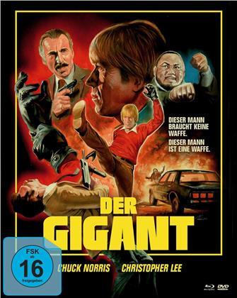 Der Gigant (1981) (Cover A, Mediabook, Blu-ray + DVD)