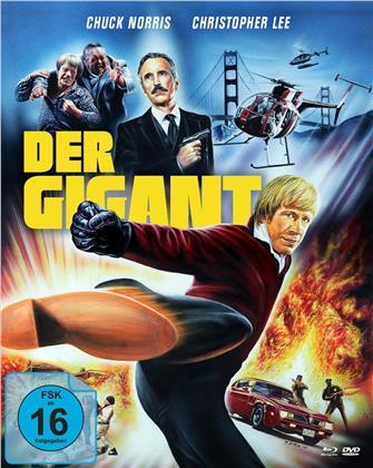 Der Gigant (1981) (Cover B, Mediabook, Blu-ray + DVD)
