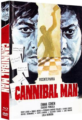Cannibal Man (1972) (Limited Edition, Mediabook, Blu-ray + DVD)