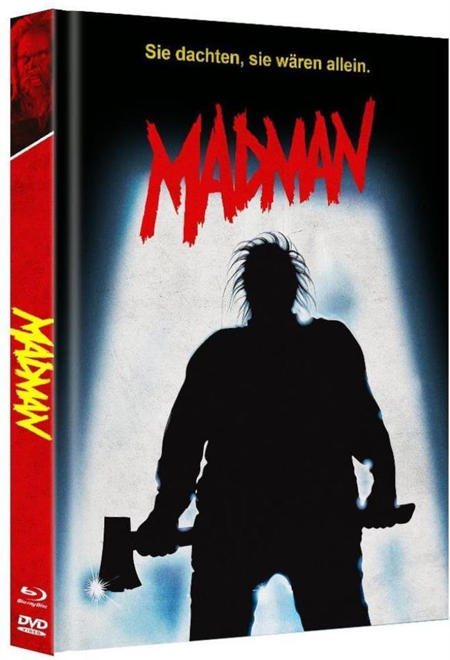 Madman (1981) (Limited Edition, Mediabook, Blu-ray + DVD)