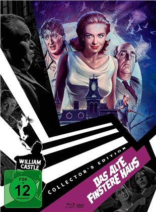Das alte finstere Haus (1963) (William Castle Collection, Mediabook, Blu-ray + DVD)
